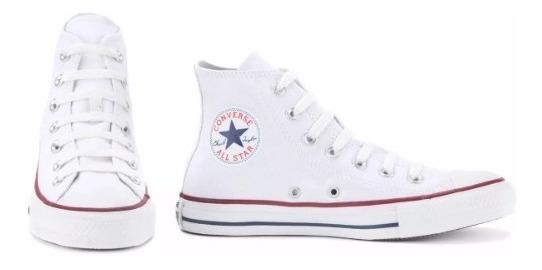 Tênis All Star Converse Ct As Core Hi - Cano Alto Médio