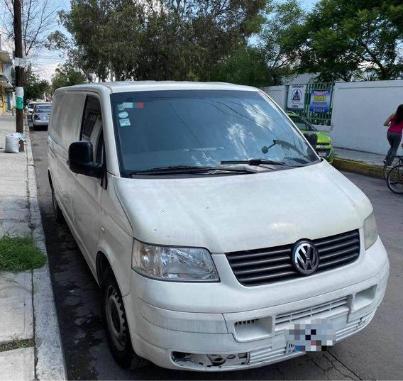 Volkswagen Eurovan 2.5 Carga Mt 2008