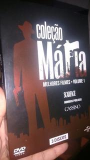 Coleção Máfia Melhores Filmes Vol. 1-original - Frete Grátis