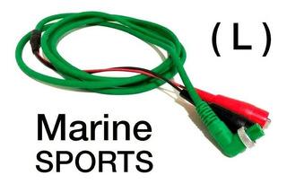 Cabo Carretilha Elétrica Marine Sports Estanhado L ( 4 M )
