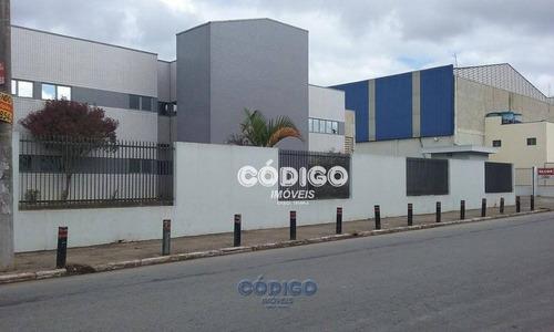 Imagem 1 de 28 de Galpão À Venda, 3200 M² Por R$ 12.000.000,00 - Cidade Parque Brasília - Guarulhos/sp - Ga0147