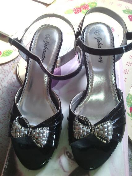 Sandalias Para Dama #36