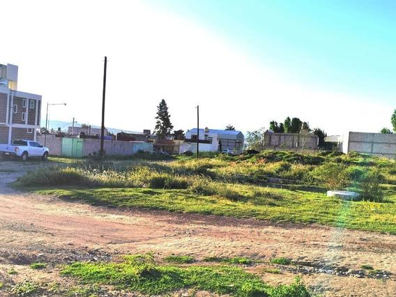 Terrenos En Venta En Sahagún Hidalgo, Col Las Haciendas Con Servicios.
