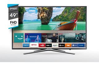 Tv Smart Samsung 49 Full Hd 49k5500 Netflix 1080p Smart View