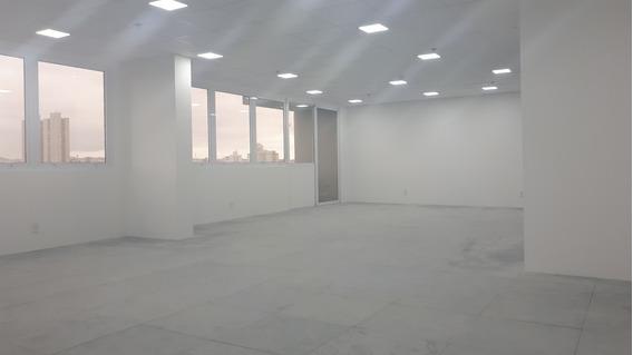 Sala Comercial, 101m², Em Santo André Por $3600