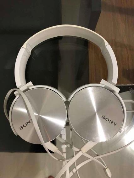 Fone De Ouvido Sony