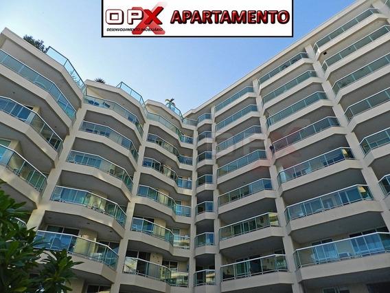Apartamento Para Venda, 1 Dormitórios, Recreio Dos Bandeirantes - Rio De Janeiro - 981