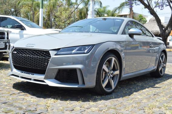 Audi Tt Rs 2018 Coupe Gris Nardo