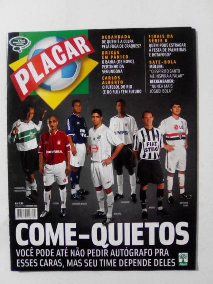 Revista Placar 1263 Fluminense Atlético Pr Bahia Inter 2003