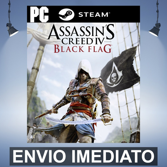 Assassins Creed Iv Black Flag - Pc Steam Gift Presente