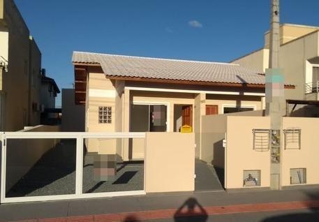 Casa Nova Com 3 Dormitórios À Venda, 70 M² Por R$ 205.000 - Barra Do Aririú - Palhoça/sc - Ca2874