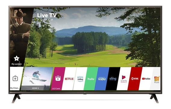 Tv 65 Pulgadas Smart 4k Uhd Led Udr Uk6300 Series Lg A1327