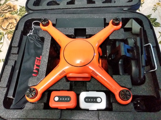 Drone 4k Autel Robotics X Star Premium Naranja