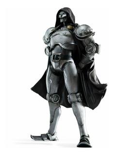 Doctor Doom De Marvel Escala 1:6 Por Threea List