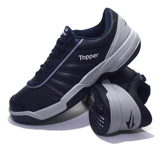 Zapatilla Topper Hombre Tenis Adulto Tie Break