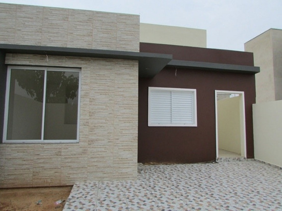 Casa Nova No Bairro Água Branca - Bca425