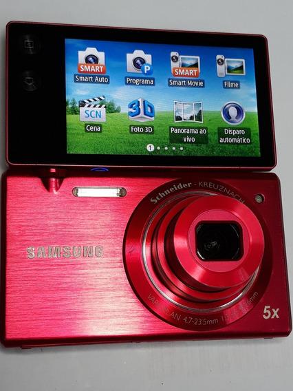 Câmera Samsung Mv800 Touch Selfie