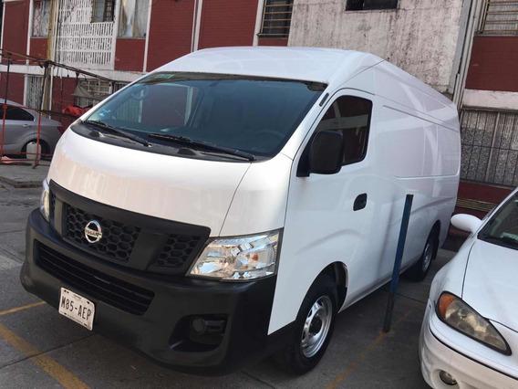 Nissan Urvan Panel Amplia Std 5 Vel Ac 2016