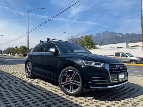 Audi Q5 3.0 Sq5 T 354 Hp At 2018