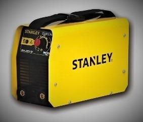 Soldadora Inverter 130 Amp Stanley Black & Decker