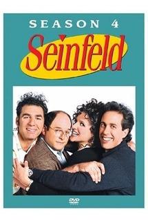 Dvd: Seinfeld 4ta Temporada Completa
