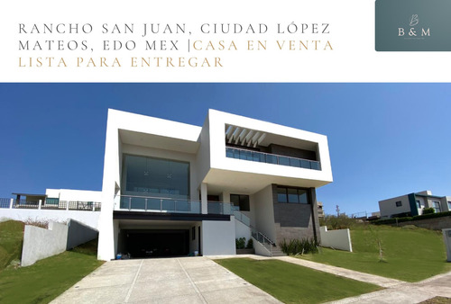 Imagen 1 de 4 de Casa En Venta Y Renta Rancho San Juan Zona Esmeralda