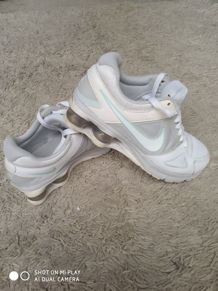 Tenis Nike Shox 38 Unissex