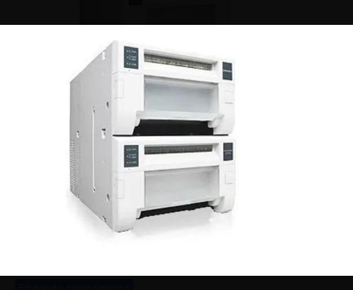 Impressora Mitsubishi Cp-d707dw Dupla