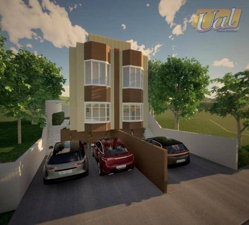 Sobrado Com 3 Dormitórios À Venda, 99 M² Por R$ 495.000,00 - Jardim Maristela - Atibaia/sp - So1157