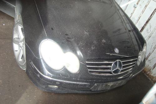 Floripa Imports Sucata Mercedes Clk-320 2003