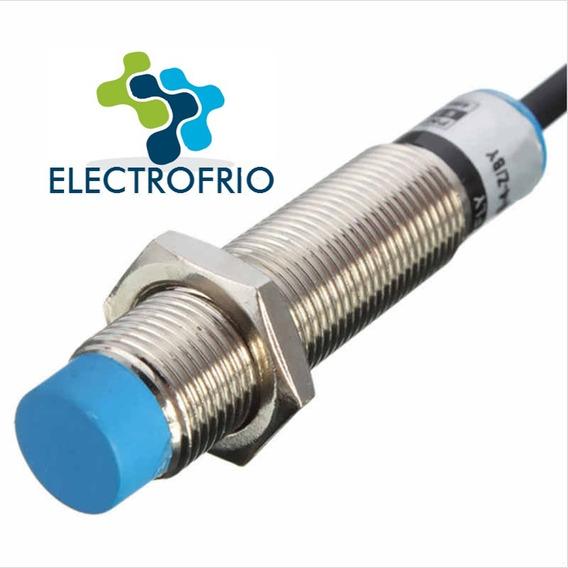 Sensor Indutivo Npn 4mm Lj12a3-4-z/bx Arduino Automação Pic