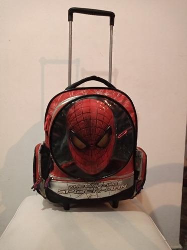 Mochila Carrito Spiderman