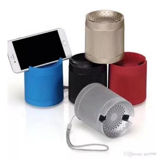 Caixa De Som Portátil Mini Speaker Torre