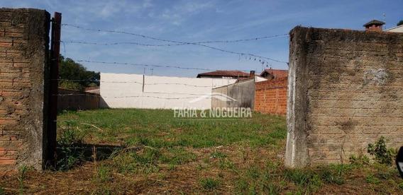 Terreno À Venda, 748 M² Por R$ 520.000 - Jardim São Paulo - Rio Claro/sp - Te0117