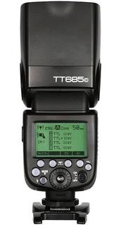 Flash Godox Tt685 Ttl Hss Modo Maestro Para Canon