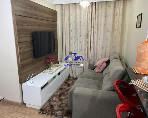Apartamento Para Venda - Condomínio Colore - Barueri - Ap01040 - 69343582