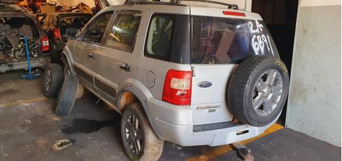 Imagem 1 de 5 de Ford Ecosport 1.6 Xlt 2007 Flex  -  Sucata Retirada De Peças