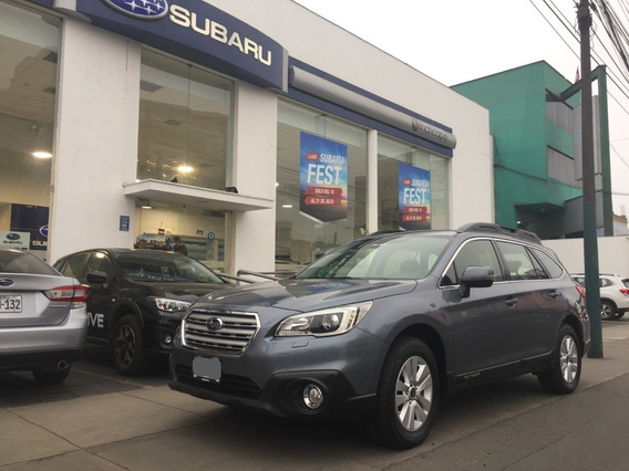 Subaru New Outback Automática Secuencial Awd Año 2016