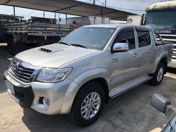 Toyota Hilux 3.0 Srv Cd 4x4 Diesel Automatica