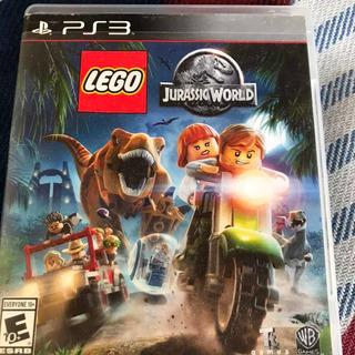 Lego Jurassic World Ps3 Fisico Como Nuevo!!!