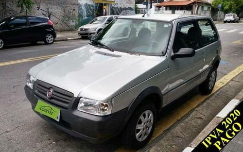 Fiat Uno 1.0 Mpi Mille Way Economy 8v 2011