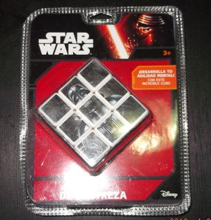 Noveltty Cubo Star Wars Empaque De Plástico