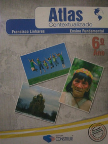 Livro Atlas Contextualizado 6 Ano