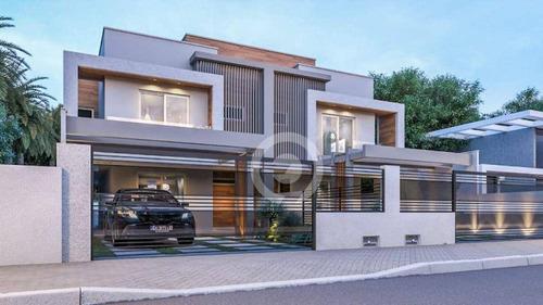Imagem 1 de 6 de Casa Com 3 Dormitórios À Venda, 156,45 M² - Primavera - Novo Hamburgo/rs - Ca1171