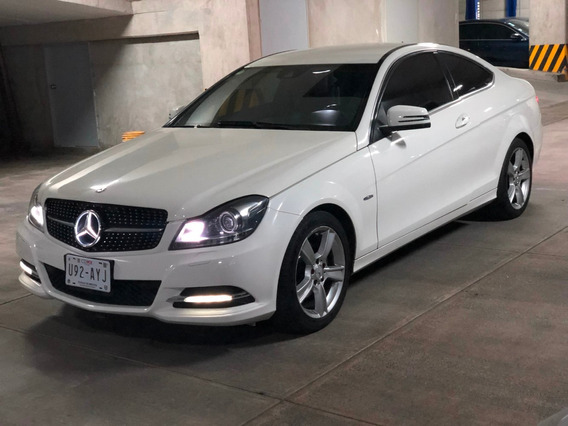 Mercedes Benz C250 Coupe 2012 1.8 Turbo 204 Caballos Impecab