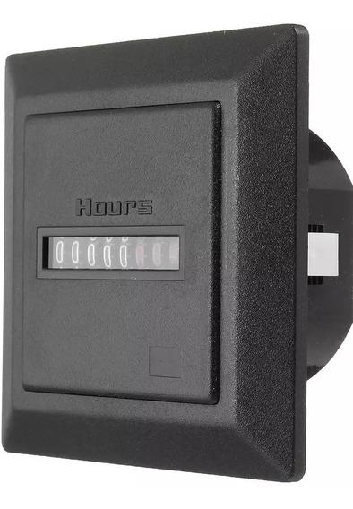 Horimetro Eletromecanico / Totalizador 7 Digitos 220v / 240v