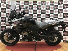 Suzuki V-strom Dl 1000 Xt 2018 Abs 0km Negro