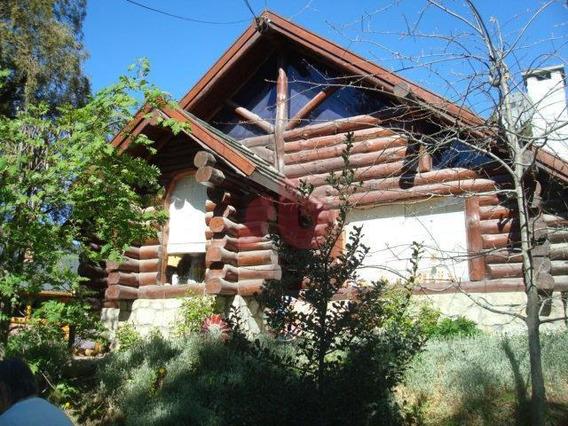 Casa Estilo Cabaña - Pájaro Azul