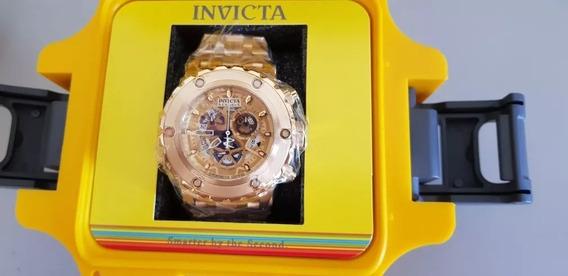 Invicta Reserve Subaqua Specialty 12909 Dourado Original
