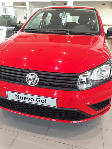 Nuevo Gol Trend 1.6 Trendline (base) Manual Sf